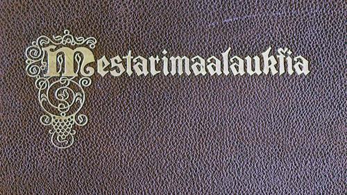 Yritys perustaa Pentti Kaskipuro seura